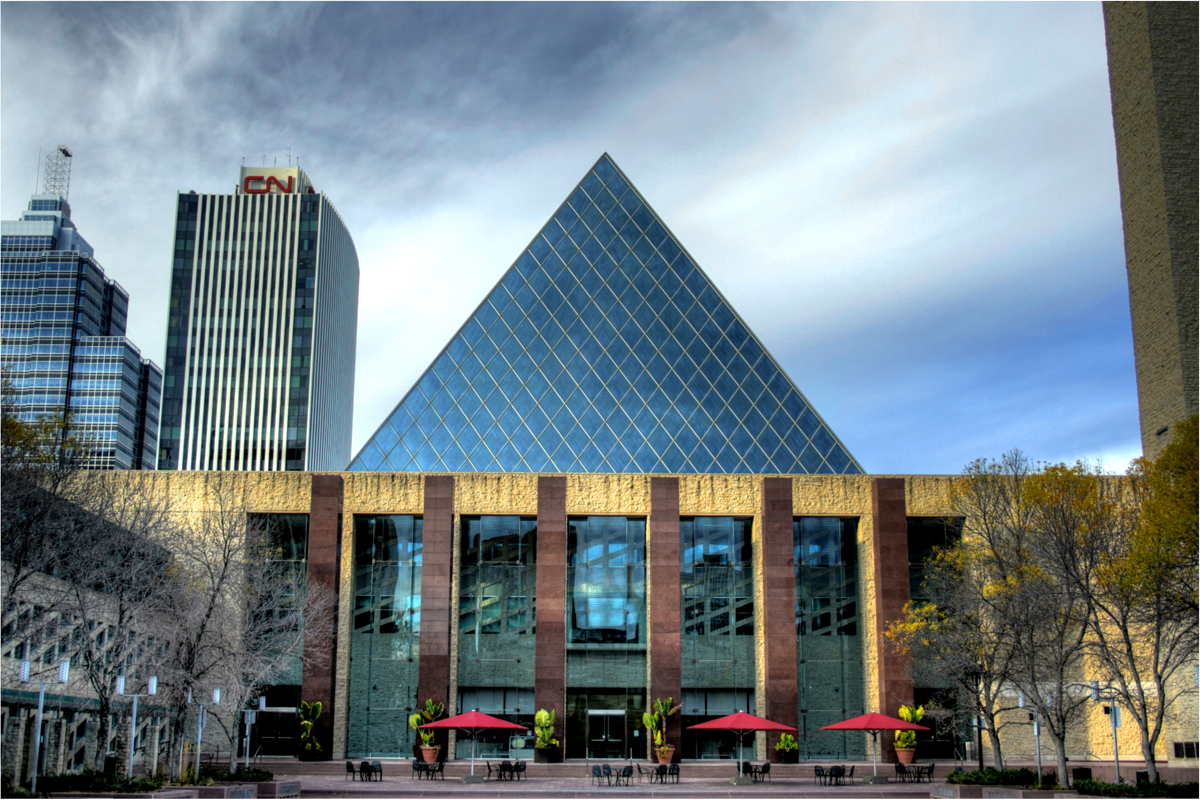 Edmonton City Hall