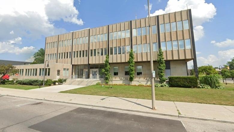Sarnia City Hall